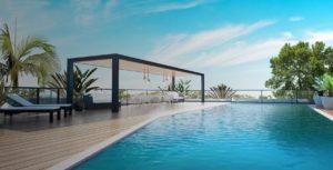 Bay Grand Apartments Pool