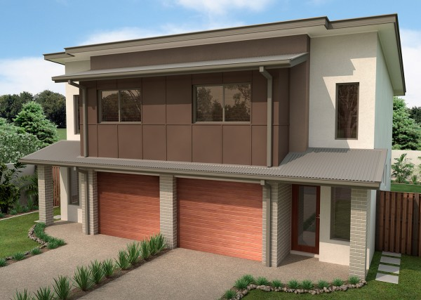 Capri Broadwater Townhouse