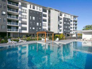 Rhodes Apartments