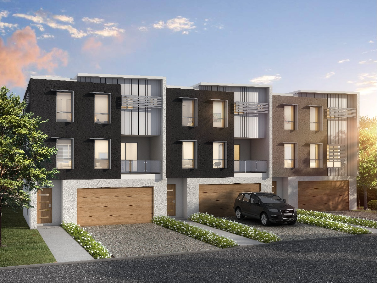Rhodes Park Townhomes